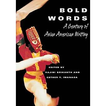 Fed ord A Century of Asian American skrivning af Srikanth & Rajini