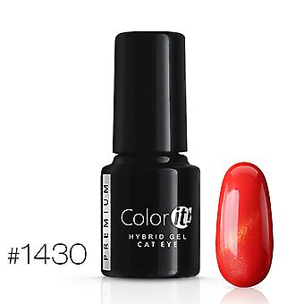 Gellack-Color IT-Premium-Cat Eye-* 1430 UV Gel/LED
