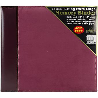 Pioneer 3-Ring szyte Cover album 12