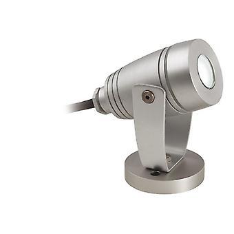 Firstlight-LED 1 Light Waterproof Wall & Spike Spot Aluminium IP68-6403AL