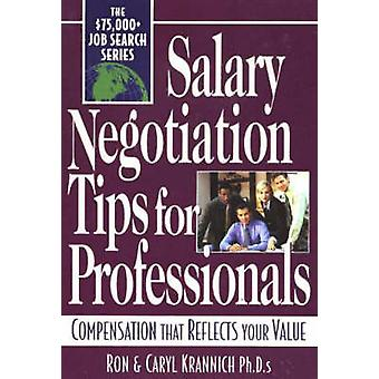 Salary Negotiation Tips for Professionals - Compensation That Reflects