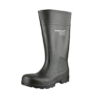 C462933 de seguridad Dunlop Purofort Professional en caja Wellington / botas para hombre