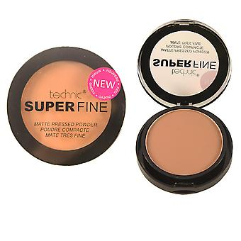 Technic Super Fine Matte Pressed Powder Cinnamon