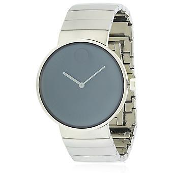 Movado bordo acciaio inox Mens Watch 3680006