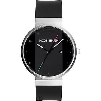 Jacob Jensen 702 nouvelle montre homme