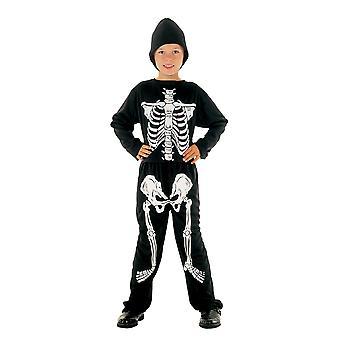 Bristol Neuheit Kinder/Kinder Skelett Jumpsuit