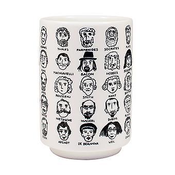 Mug - Hard to Get a Handle - Philosophy 4253