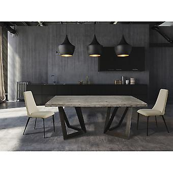 Schuller Oxley Dining Table, 180. Grey