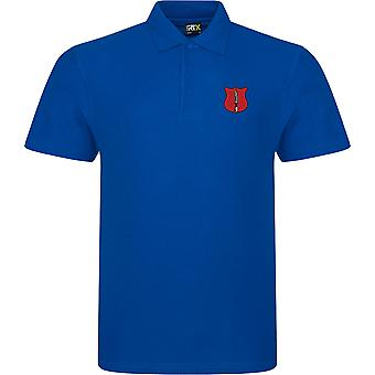 Infanterie - Licence British Army Embroidered RTX Polo
