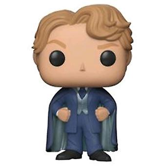 Harry Potter Gilderoy Lockhart Blue Suit US Pop! Vinyl