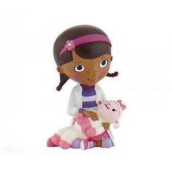 Yolanda Dr. Lamb With Toys