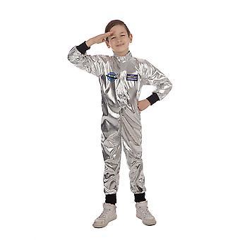 Bristol Novelty Childrens/Kids Astronaut Jumpsuit Costume