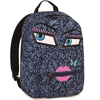 Invicta plecak-OLLIE PACK YAP-niebieski-25 lt-niebieski-laptop i tablet kieszonkowy