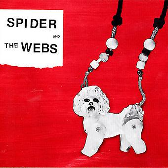 Spider & the Webs - Frozen Roses [CD] USA import