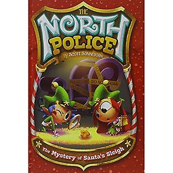 The Mystery of Santa's Sleigh (North Police)
