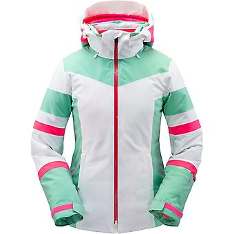 Spyder CAPTIVATE Women's Gore-Tex PrimaLoft Ski Jacket White