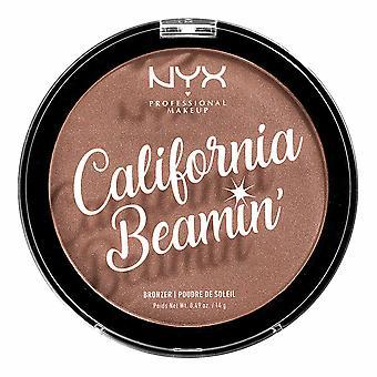 NYX PROF. MAKEUP California Beamin Face & Body bronzer-vapaa henki