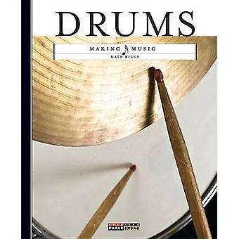 Drums by Kate Riggs - 9780898129458 Book