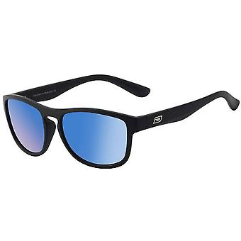 Dirty Dog Venturer Matte Sunglasses - Black/Blue
