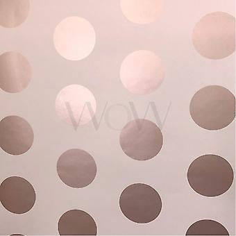 Big Dots Polka Dot Wallpaper