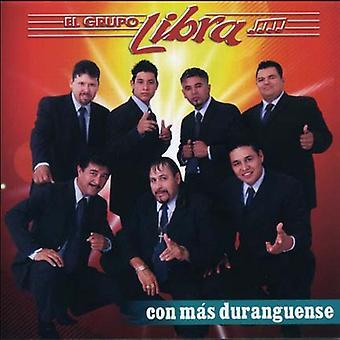 Grupo Libra - Con Mas Duranguense [CD] USA import