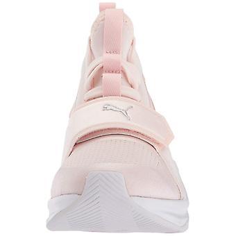 أطفال بوما بنات PHENOM الجلود هايت أعلى أحذية رياضية أزياء