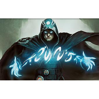 Jace the Mind Sculptor Wall Scroll for MTG