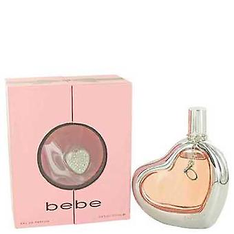 Bebe By Bebe Eau De Parfum Spray 3.4 Oz (women) V728-462032