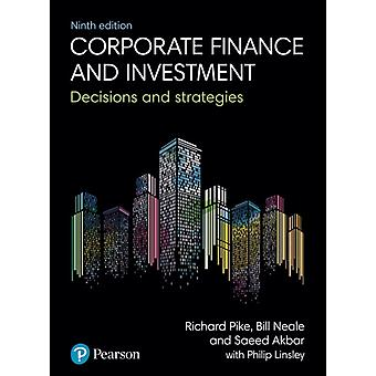 Corporate Finance and Investment by Saeed Prof Akbar