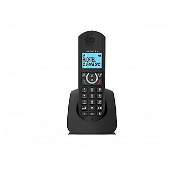 Trådløs telefon Alcatel F380S DECT Black