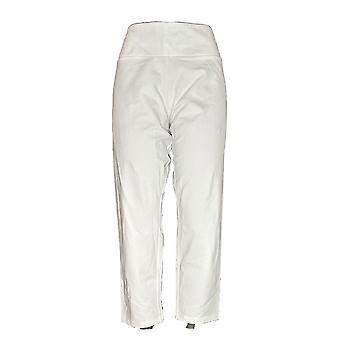 Femmes avec Control Women-apos;s Petite Pantalon Tummy Control White A295717