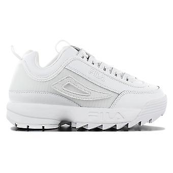 Fila Disruptor II Patches WMN 5FM00538.100 أحذية نسائية أحذية رياضية أحذية رياضية