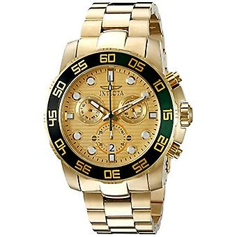 Invicta  Pro Diver 21554  Stainless Steel Chronograph  Watch
