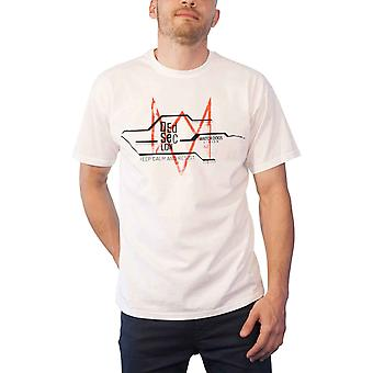Watch Dogs T Shirt Legion Did SEC LDN Logo new Official Gamer Mens White