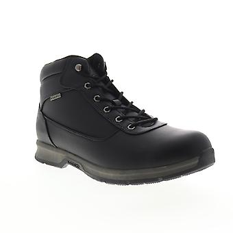 Lugz Rally  Mens Black High Top Lace Up Casual Dress Boots