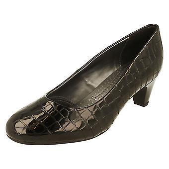 Ladies Padders Court Shoe Jane