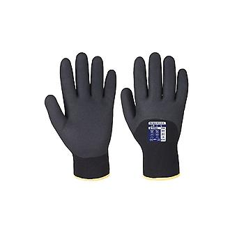Portwest arctic winter workwear safety gloves a146