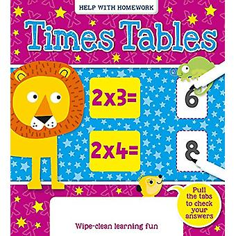 Times Tables by Igloo Books - 9781499880823 Book
