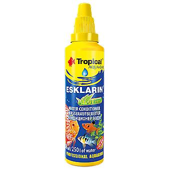 Tropical 34018 Esklarin C/Aloe Vera 2 L (Fish , Food , Warm Water)