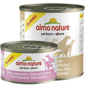 Almo nature Classic Tuna and Chicken (Psy , Karma dla psów , Mokra karma)