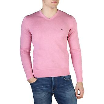Tommy Hilfiger Original Men All Year Sweater - Pink Color 40596