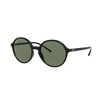 Ray-Ban RB4304 601/71 Black/Green Sunglasses