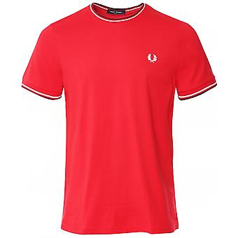 Fred Perry Twin Tipped T-Shirt M1588 956