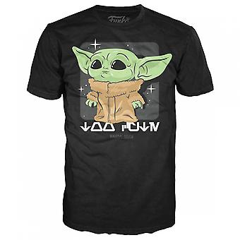 Star Wars The Mandalorian The Child Lookin-apos; T-shirt mignon