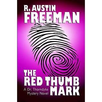 Rød tommelfinger mærke af Freeman & R. Austin