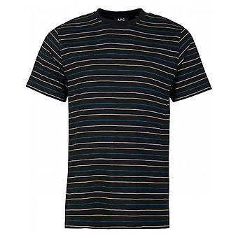 Apc Milo Striped T-Shirt