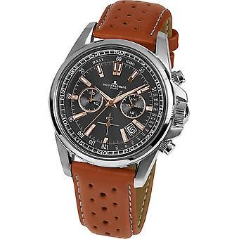 Jacques Lemans - Wristwatch - Men - Liverpool - Sport - 1-1117.1WP