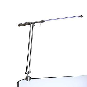 Kiinnityslamppu kiinnityslamppu Licli hopea T1 10155