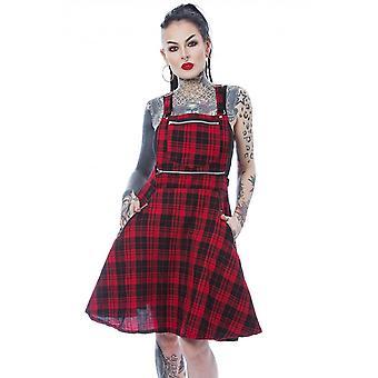 Heartless Maude Pinafore Dress