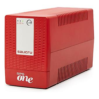 Interactive UPS Salicru 662AF000004 600W Red
